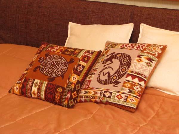 Африканские подушки