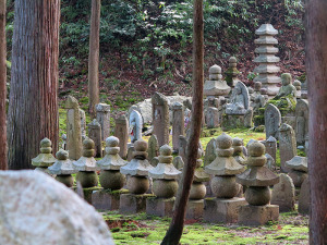 Сама местность почему-то навевает мысли о древних призраках.